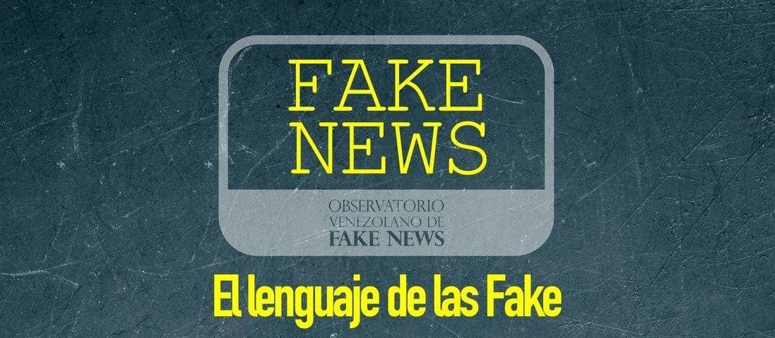 El lenguaje de las Fake