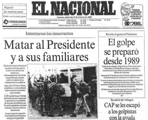 Humorismo, sátira y falsas noticias: el caso de la falsa portada del diario El Nacional