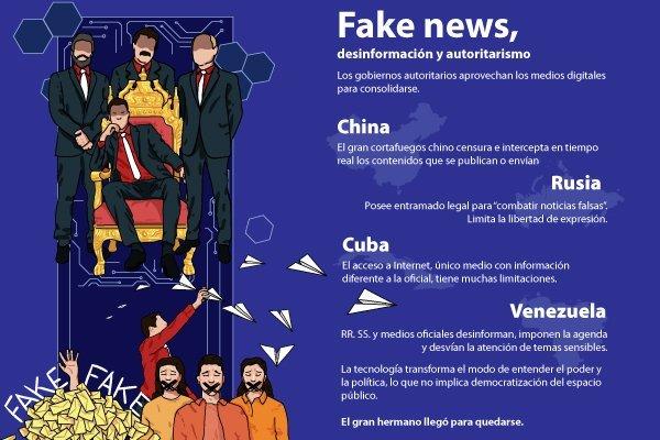 Fake news, desinformación y autoritarismo